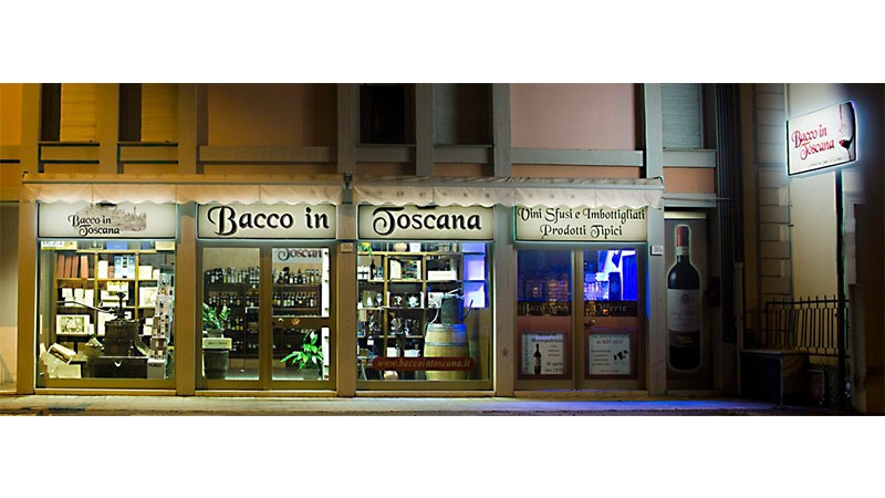 Bacco in Toscana - Arezzo (AR) - Made in Tuscany